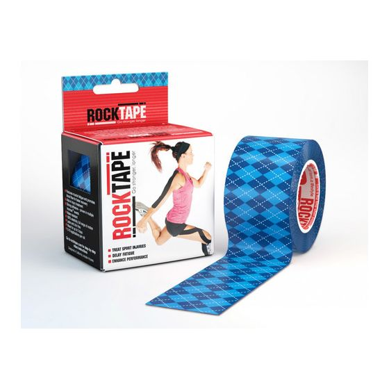Rocktape Garmin - Blue