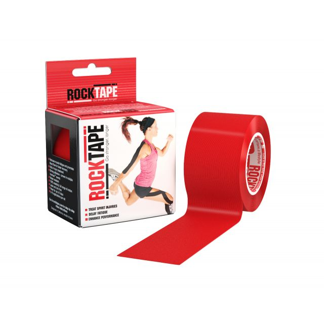 Rocktape Red