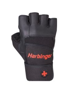 Harbinger Pro Mens Wrist Wrap Gloves