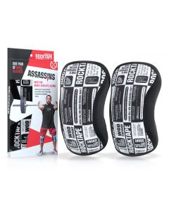 Rocktape Knee Sleeves - Manifesto Assassins - 5mm