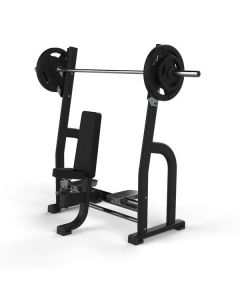 OLYMPIC SHOULDER PRESS BENCH GREY