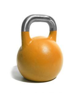Jordan 28kg Competition kettlebell - Orange