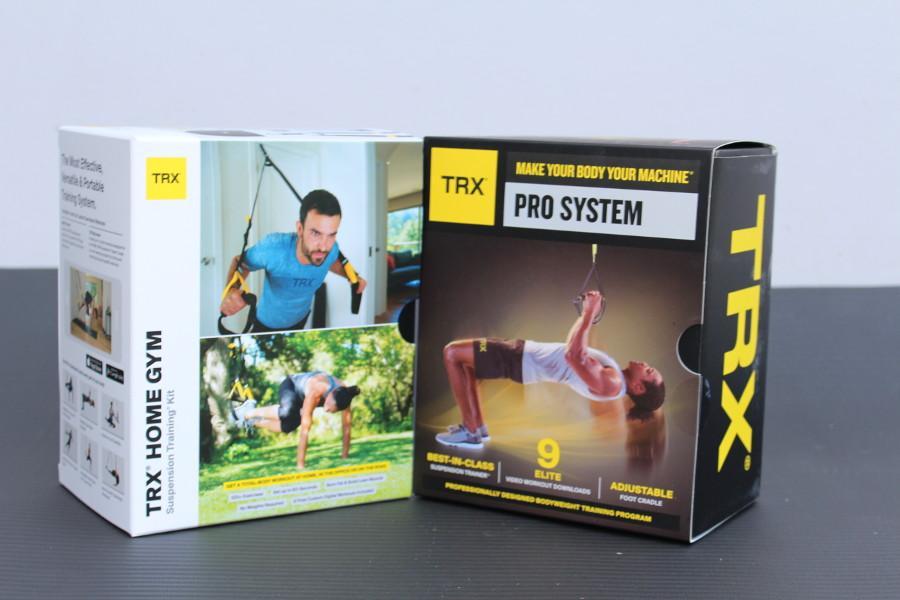 TRX Pro VS TRX Home