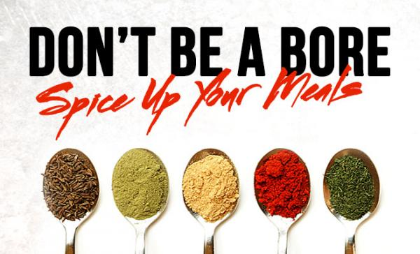 Spice up your nutrition