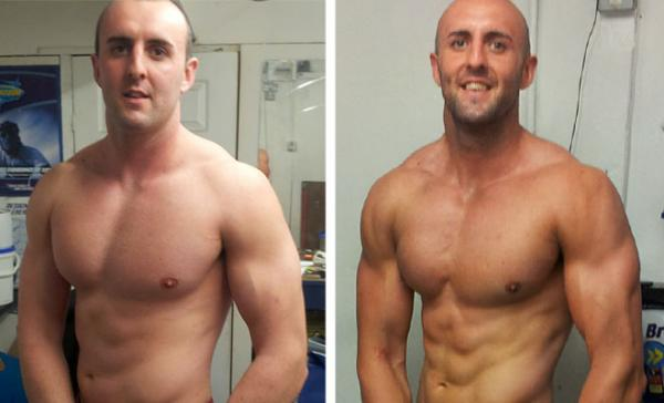 Body Transformation | Mike Collins