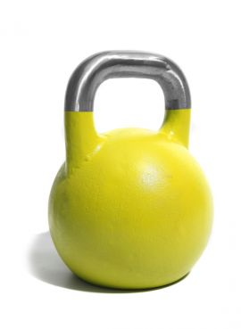 Jordan 16kg Competition kettlebell - Yellow