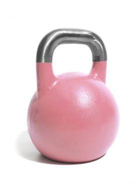 Jordan 8kg Competition kettlebell - Pink