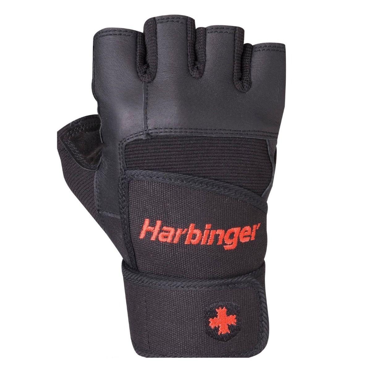 Hand Wrap Gloves Harbinger Pro Mens Wrist Wrap Gloves