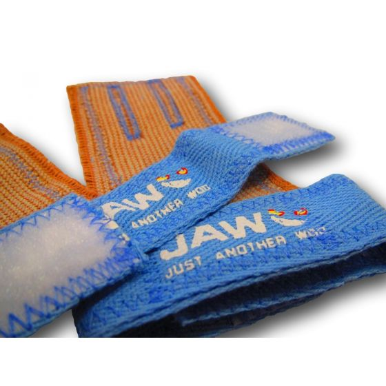 Jaw Grips Light Blue Pull up Grips