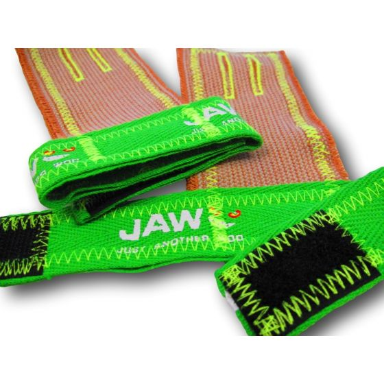 Jaw Grips Green Pull up Grips