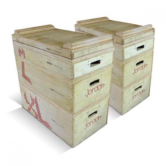 Technique boxes (set of 8)