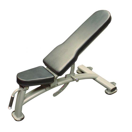 Adjustable Incline/Decline Bench (+ 85° to -10°)