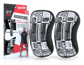 Rocktape Knee Sleeves - Manifesto Assassins - 7mm