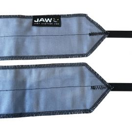 JAW Wrist Wraps Grey