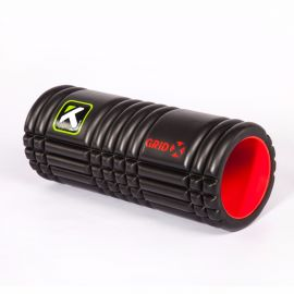 Trigger Point The Grid X  Hard Foam Roller  - Black