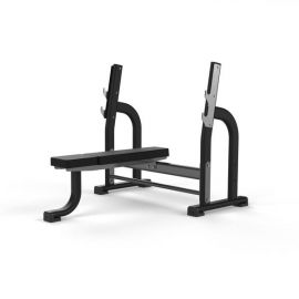 OLYMPIC FLAT BENCH BLACK