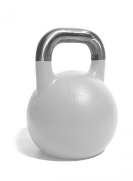Jordan 40kg Competition kettlebell - White