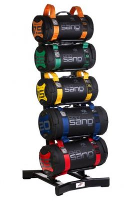 Sandbag rack (holds 5)