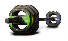 Ignite V2 Urethane Studio Barbell Set - Colour coded