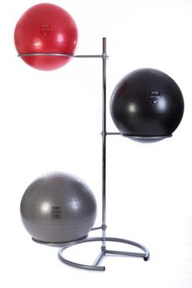 Fit Ball Rack - Holds 3 Balls