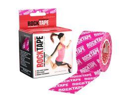 Rocktape Logo Pink