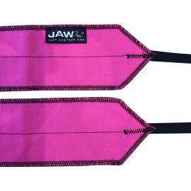 JAW Wrist Wraps Pink