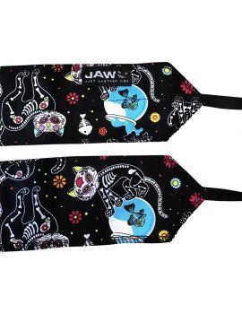 JAW Wrist Wraps Cats